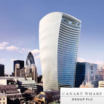 Canary Wharf Contractors - 20 Fenchurch Street