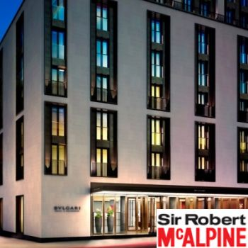 Sir Robert McAlpine - Knightsbridge Palace Bulgari Hotel