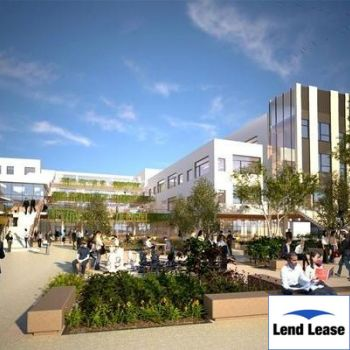 Lend Lease - Southfields/Burntwood School