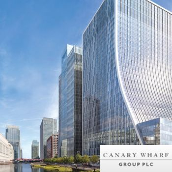 Canary Wharf Contractors – Bank Street