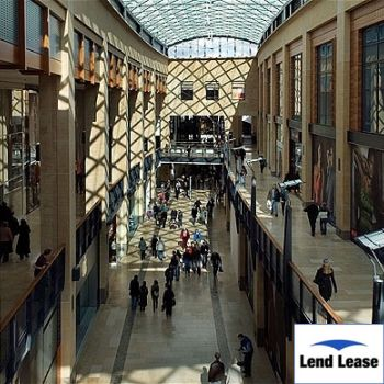 Lend Lease - Grand Arcade, Cambridge