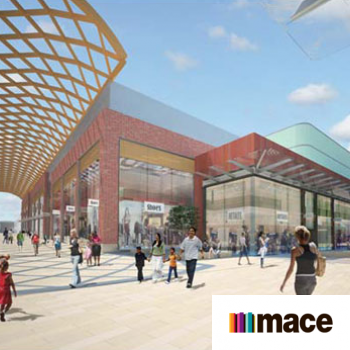 Mace Construction - New Bracknell Shopping Centre