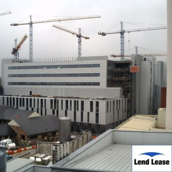 Lend Lease - Manchester Royal Infirmary