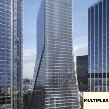 Multiplex - 100 Bishopsgate, London