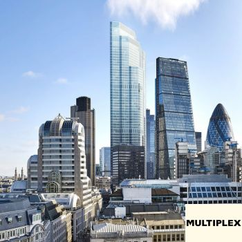 Multiplex - 22 Bishopsgate, London