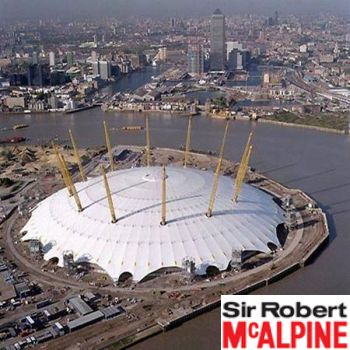 Sir Robert McAlpine - O2 Stadium
