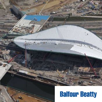 Balfour Beatty -Olympics, Aquatics Centre