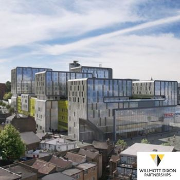 Willmott Dixon - Tesco Town Woolwich - 259 Units
