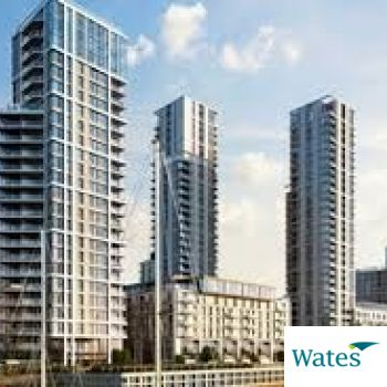 Wates Construction - Greenwich Peninsula