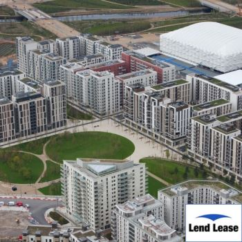 Lend Lease - Athletes Village - 1600 units