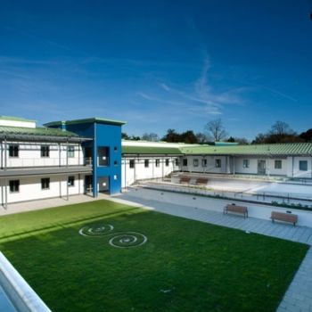 Interserve Projects - Bethlem Royal Hospital, Medical Secure Unit