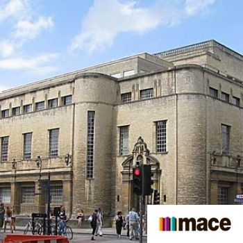 MACE Construction - Bodleian Library