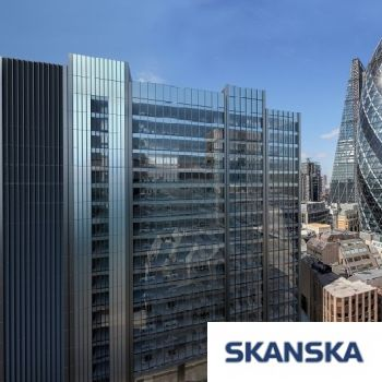 Skanska - One Creechurch Place
