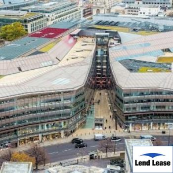 Lend Lease - One New Change, London