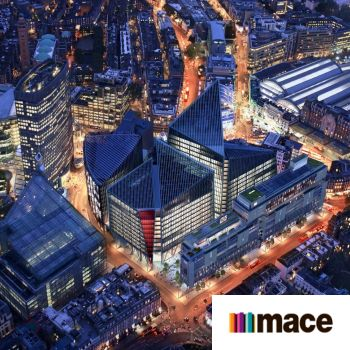 Mace Construction - Project Nova, London