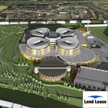 Lend Lease - New Romford Hospital