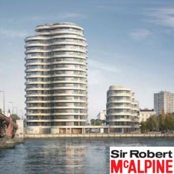 Sir Robert McAlpine  - River Walk - Luxury Apartments