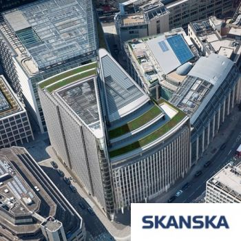 Skanska - One New Street Square