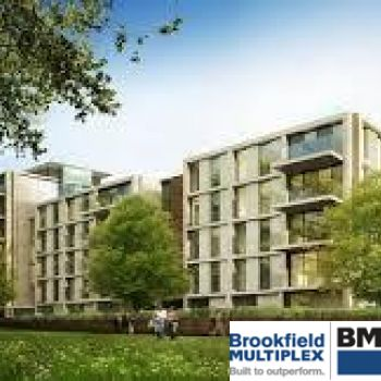 Brookfield Multiplex – Camden Hill 2015 – 2017 Contract Value £178k