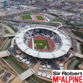 Sir Robert McAlpine – The New Olympic Stadium 2008 – 2012 Contract Value £360k